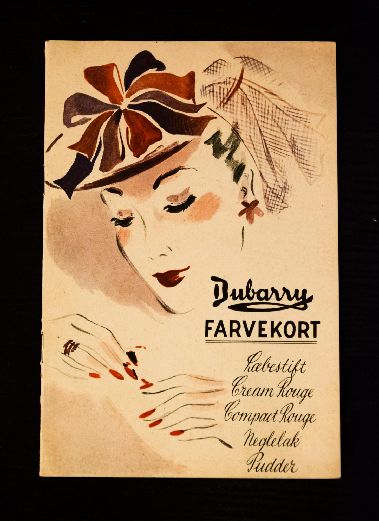 Dubarry Farvekort